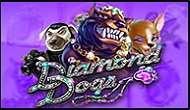 Игровой слот Бриллиантовые Собаки