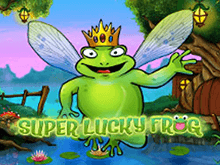 Азартная игра Удачливая Лягушка